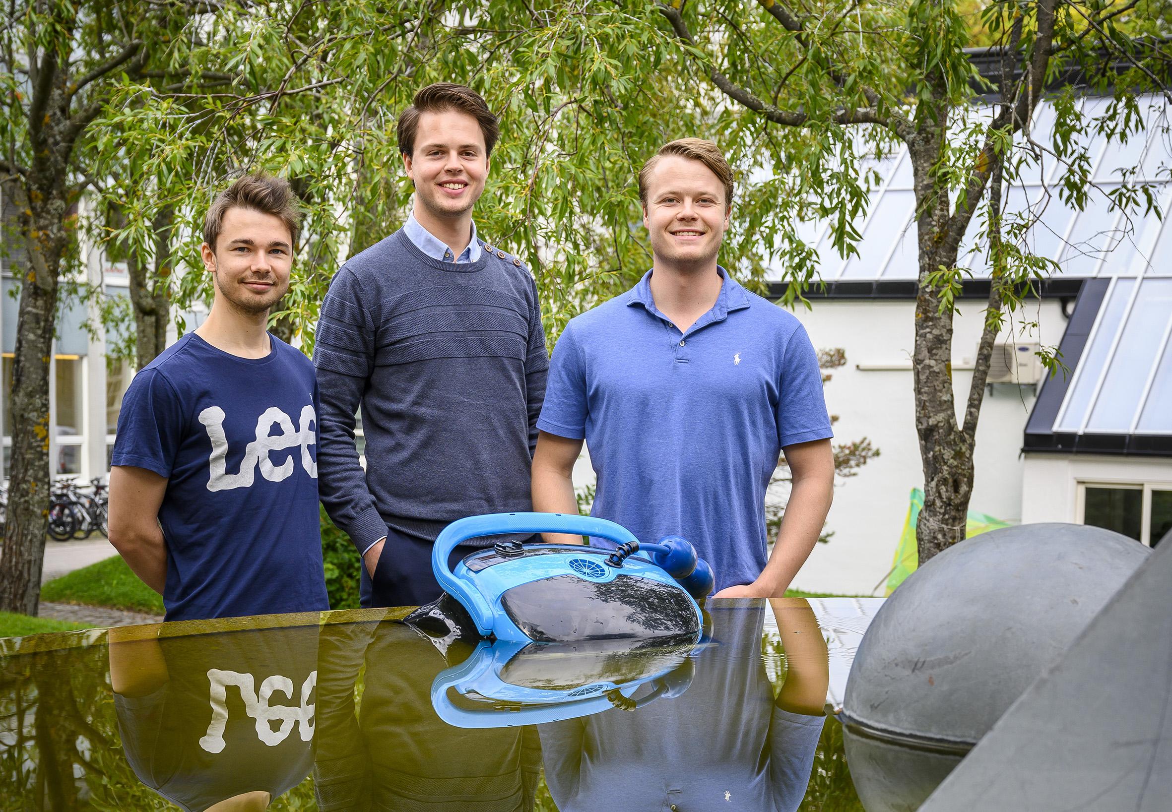 Vil hindre fiskedød med drone