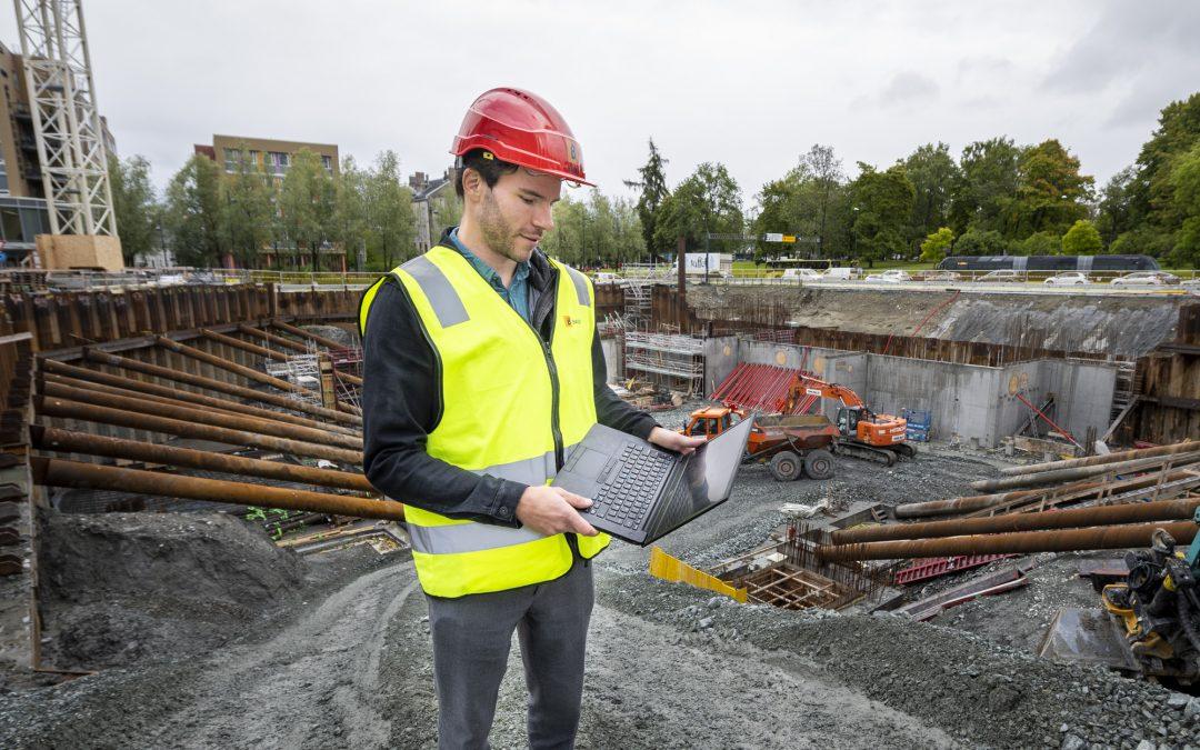 Byggebransjens klimahjelp